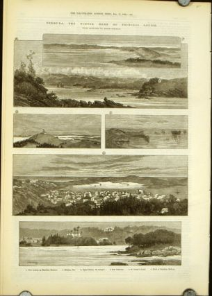 Bermuda, the Winter Home of Princess Louise. From Sketches by Major Pilleau. BERMUDA