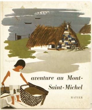 Aventure au Mont-Saint-Michel. FRENCH LANGUAGE.