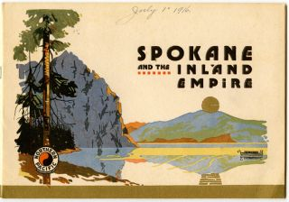 Spokane and the Inland Empire. WASHINGTON - SPOKANE