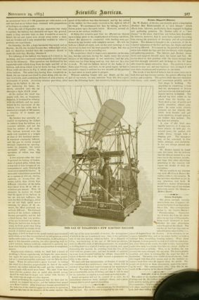 Scientific American. The Weekly Journal of Practical Information, Art, Science, Mechanics, Chemistry, and Manufactures. July 7, 1883 through December 29, 1883.