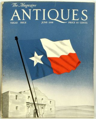 Antiques Magazine. 1948 - 06. TEXAS