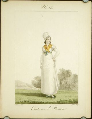 Costume de Rouen. No. 16. FRANCE
