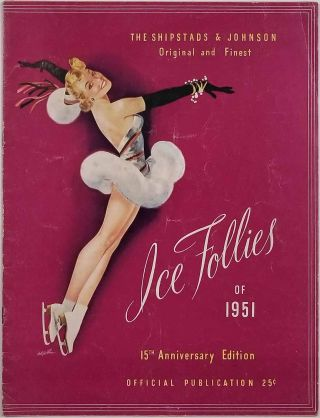 Ice Follies and Holiday on Ice (Three Programs).