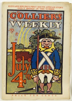 Collier's Weekly. Christmas Number. 1900, July. PRESIDENTIAL ELECTION