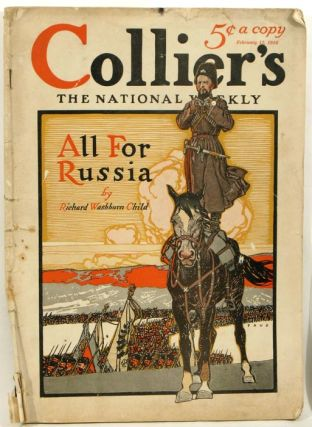 Collier's. The National Weekly. 1916, February 12. RUSSIA