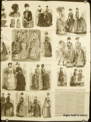 Supplement to The Young Ladies' Journal, June 1884. No. 151.