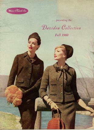 Presenting the Davidow Collection. TWELVE BOOKLETS). FASHION - 1960s CHANEL-STYLED