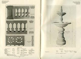 Garden Furniture Catalog D. EDWARDIAN GARDEN FURNITURE