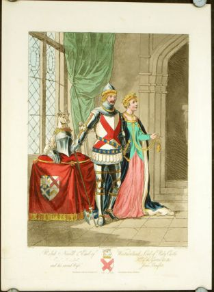 Ralph Neville, 1st Earl of Westmorland, Earl Marshall, Kt. of the Garter, &c. and His Second...