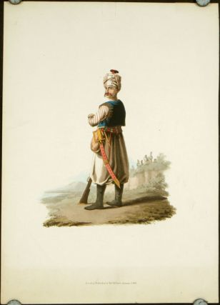 Janizary. COSTUME - MILITARY - TURKEY / OTTOMAN EMPIRE.