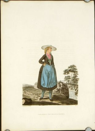 Picturesque representations of the dress and manners of the Austrians. AUSTRIA, William Alexander