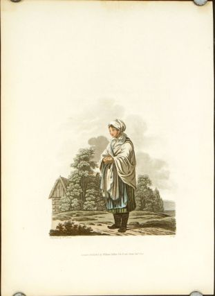 A Countrywoman of the Mountains of Moravia.