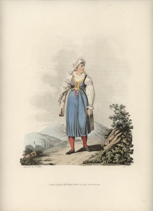 An Hannachian Woman. AUSTRIA - MORAVIA