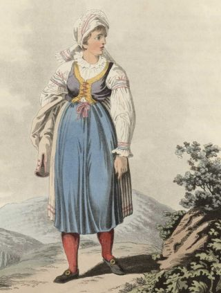 An Hannachian Woman.