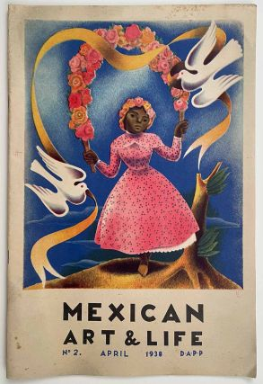Mexican Art & Life. MEXICAN ARTS ETC. - DEPRESSION-ERA, Jose Juan Tablada