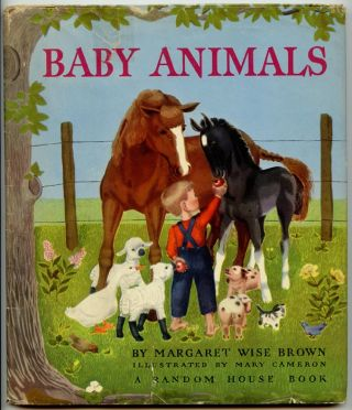Baby Animals. ANIMALS, Margaret Wise Brown