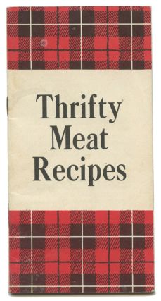 Thrifty Meat Recipes. RECIPES - MEAT