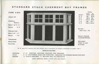 Austins (Joinery) East Ham Ltd. CATALOG - DOORS - WINDOWS.