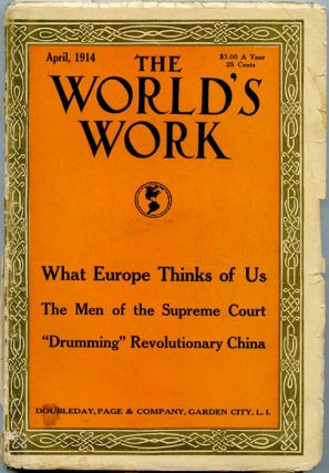 The World's Work. CHINA