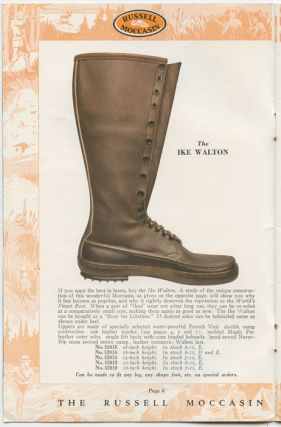 Russell Footwear for the Great Outdoors