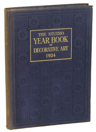 """The Studio"" Year-Book of Decorative Art 1907. ARCHITECTURE / INTERIOR DESIGN, Geoffrey Holme"