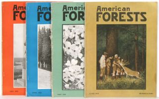 American Forests. FOUR ISSUES. FORESTS