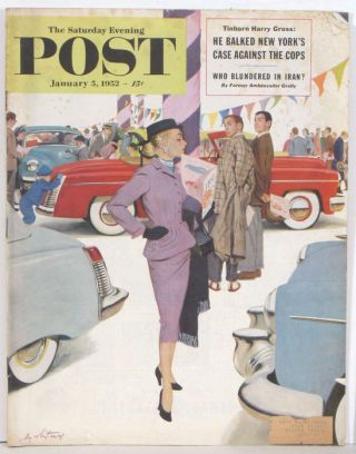 The Saturday Evening Post. January 5, 1952.