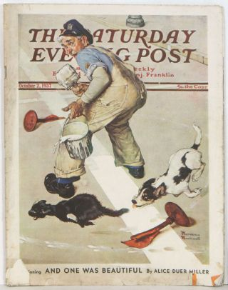 The Saturday Evening Post. 1937 - 10 - 02