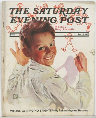 The Saturday Evening Post. 1937 - 12 - 11.