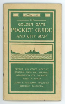 The Golden Gate Pocket Guide and City Map.