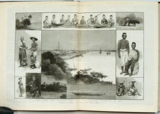 The Illustrated London News. July to December 1883.