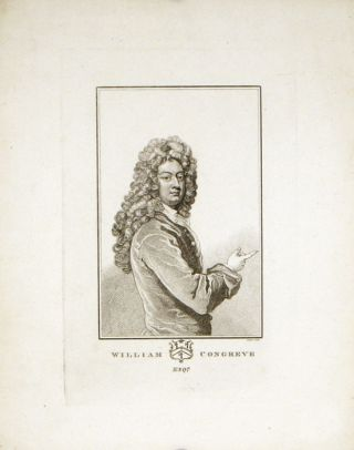 William Congreve Esqr. PORTRAIT: CONGREVE