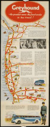 See California and All the West by Greyhound Bus. CALIFORNIA - GREYHOUND