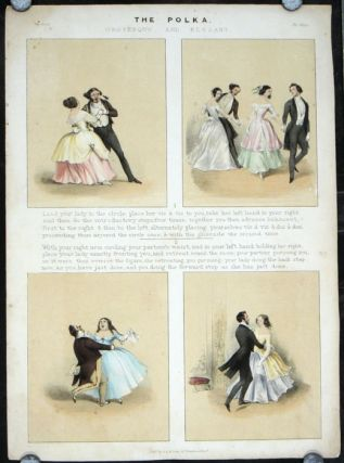 The Polka Grotesque and Elegant. POLKA DANCE