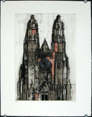 Tours. BERNARD - CATHEDRAL SERIES KAY