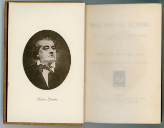 The Art of Acting. 19th CENTURY THEATRICAL PRACTICE, Percy Fitzgerald