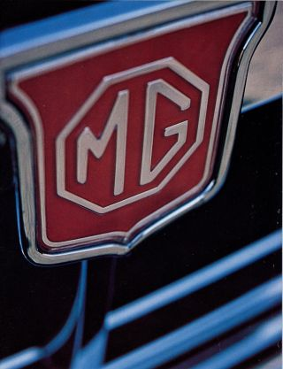 MG (automobile catalog). MG SPORTS CARS
