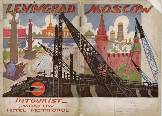 Great Cities of the USSR (Moscow & Leningrad).