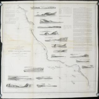 Reconnaissance of the Western Coast of the United States from San Francisco to San Diego by the...