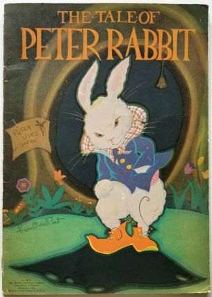 The Tale of Peter Rabbit. BEATRIX POTTER, Retold for Little Children to, Edna Aldredge, Jessie McKee