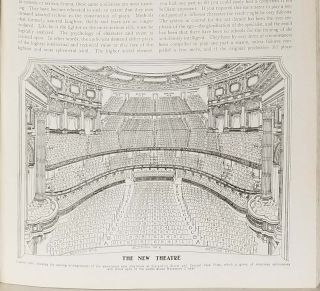 The Theatre: Illustrated Monthly Magazine of Dramatic and Musical Art. AMERICAN THEATRE - VINTAGE...