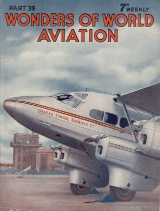 Wonders of World Aviation. 31 ISSUES (of total of 40 issued).