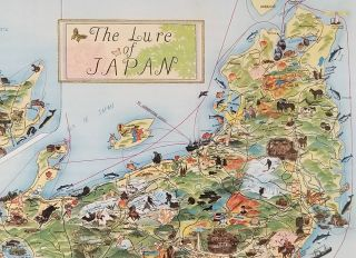 The Lure of Japan.
