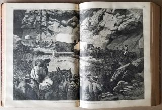 Harper's Weekly. A Journal of Civilization. Volume for the year 1875.