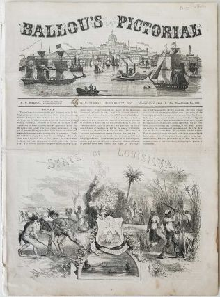 Ballou's Pictorial. LOUISIANA