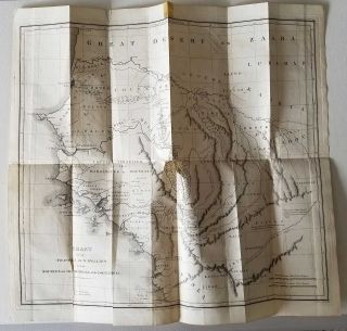 Travels in Africa to the Sources of the Senegal and Gambia, in 1818. AFRICA - SENEGAL - GAMBIA,...