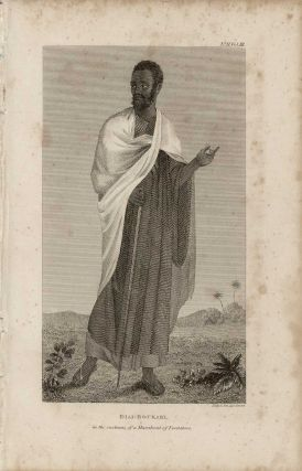 Travels in Africa to the Sources of the Senegal and Gambia, in 1818.