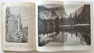 Crofutt's New Overland Tourist and Pacific Coast Guide. UNITED STATES - RAILROADS 1880, George A....