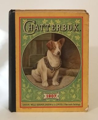 Chatterbox. CHROMOLITHOGRAPHS.