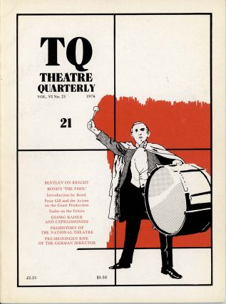 Theatre Quarterly [ELEVEN ISSUES]. THEATER, Simon Trussler.